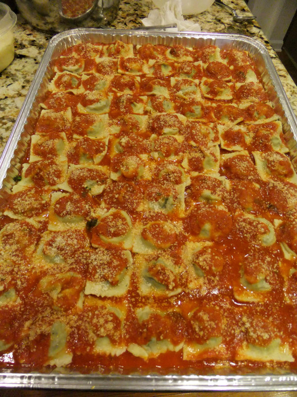 Christmas Party Menu Ideas For Large Groups  Celebrations Traditions and Good Eats Proud Italian Cook