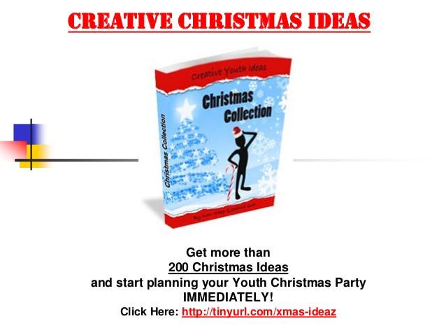 Christmas Party Name Ideas  Creative christmas party names ideas
