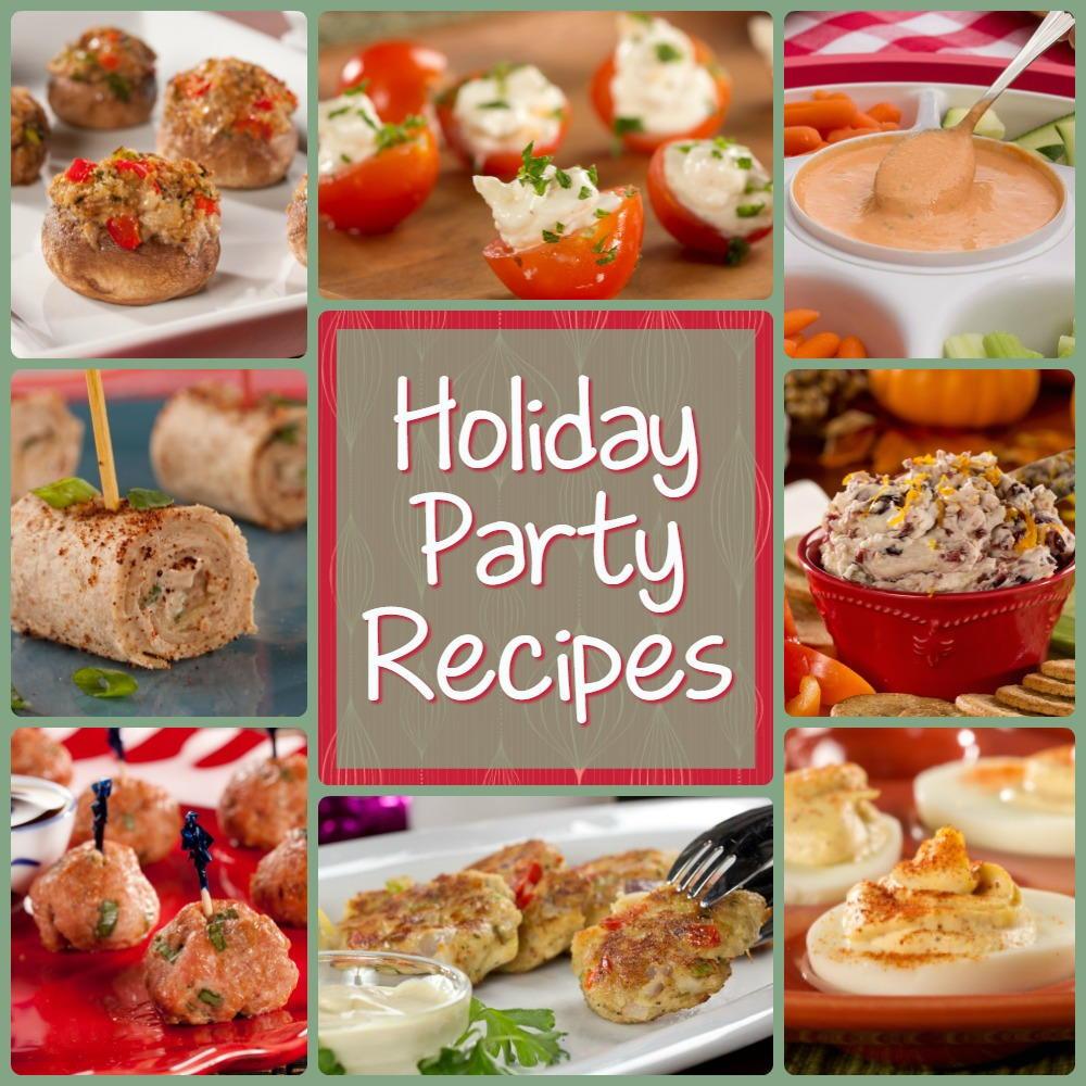 Christmas Party Recipes Ideas  Jolly Christmas Party Recipes 12 Holiday Party Recipes