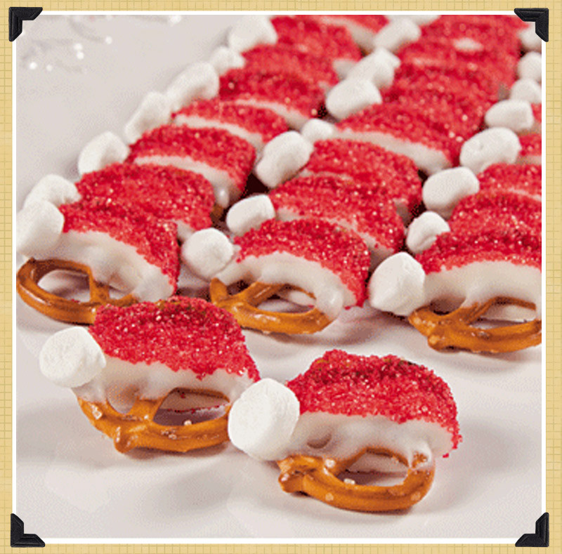Christmas Party Recipes Ideas  spotted & hearted Pinterest holiday recipes The
