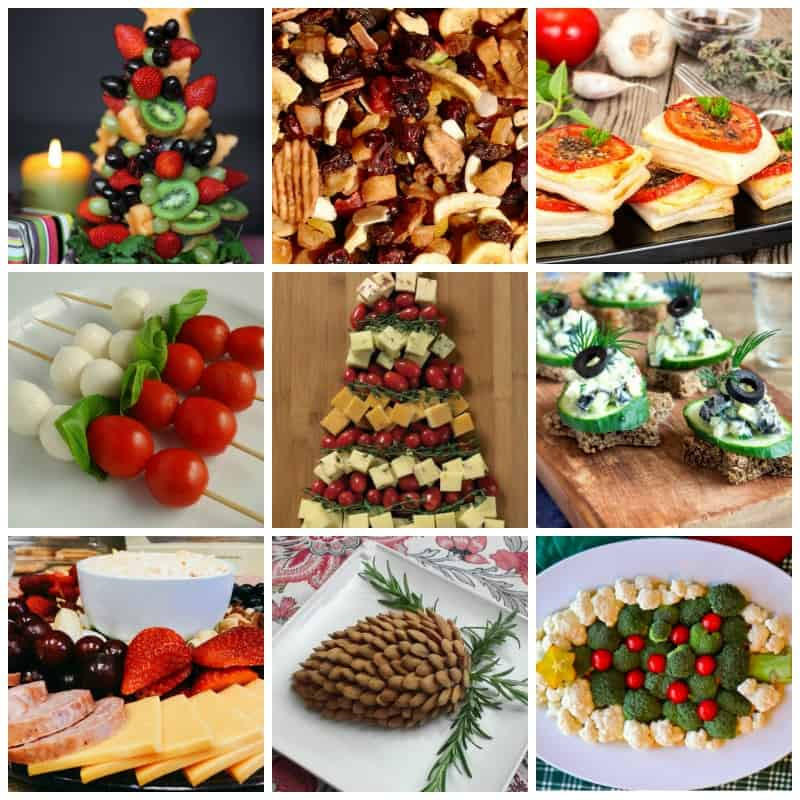 Christmas Party Recipes Ideas  Christmas Party Food Ideas For fice Parties Recipes & Me
