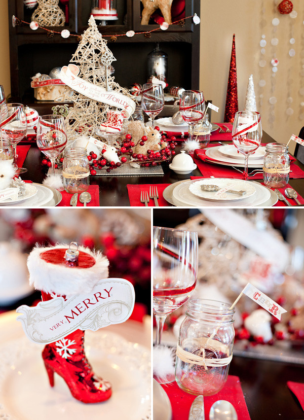 Christmas Party Theme Ideas For Adults  Cherry Kissed Events Gearing up for Christmas