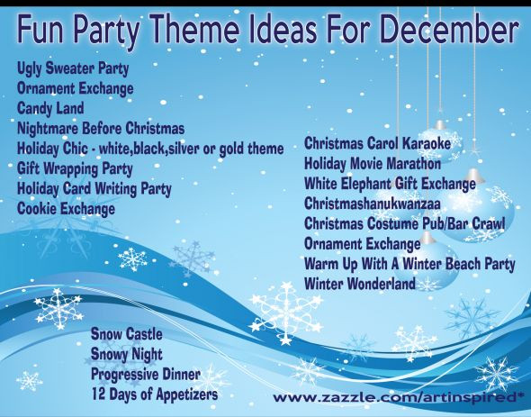 Christmas Party Theme Ideas For Adults  25 best ideas about Christmas Party Themes on Pinterest