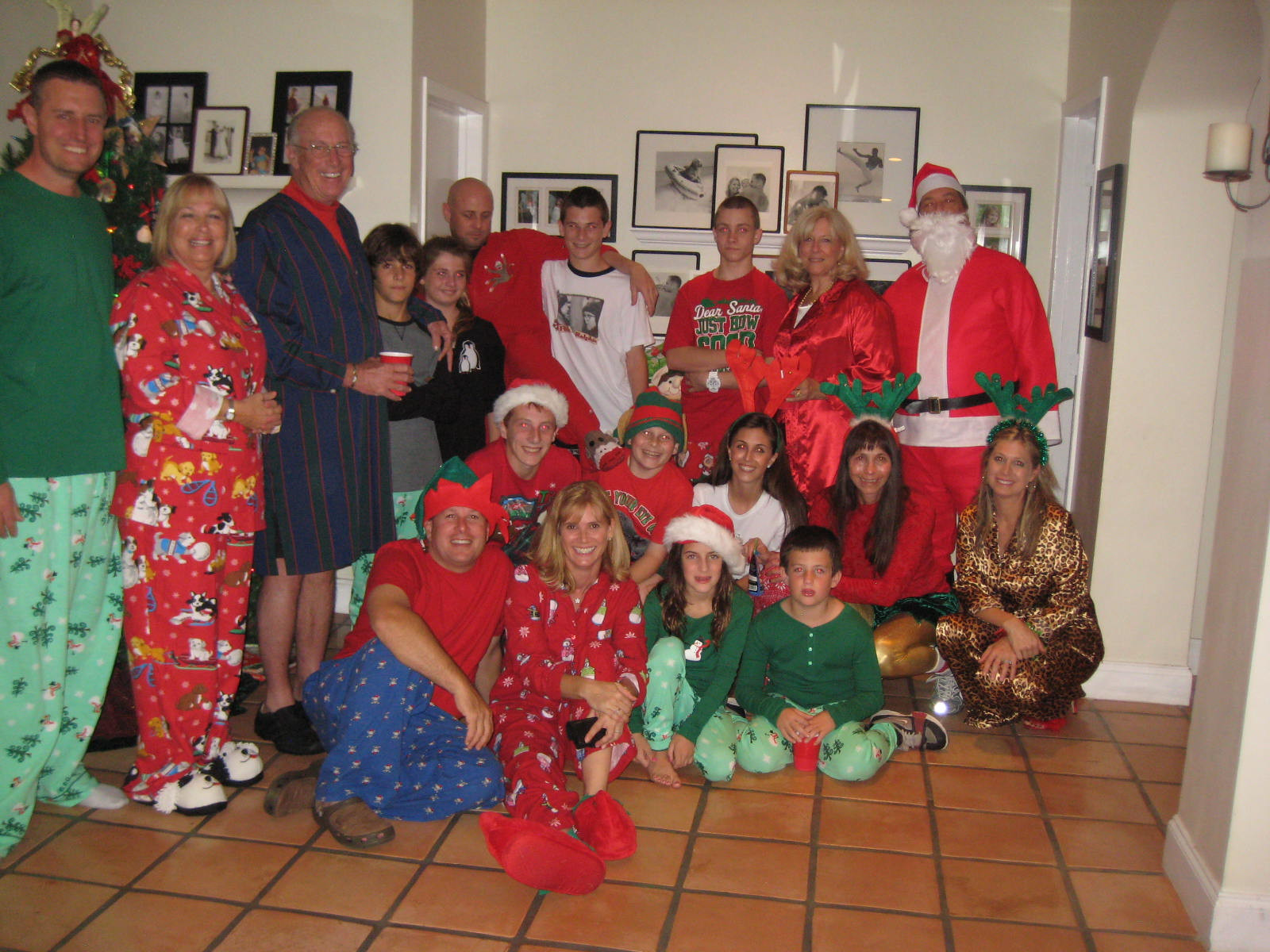 Christmas Party Theme Ideas For Adults  Creative Party Ideas by Cheryl Christmas Pajama Party