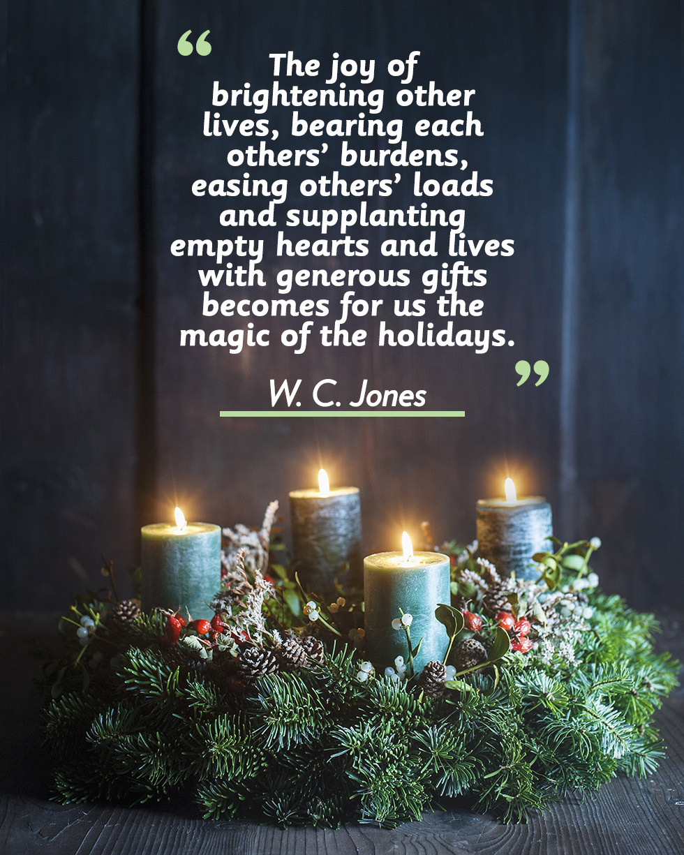 Christmas Pic Quotes  17 Merry Christmas Quotes Inspirational Holiday Sayings