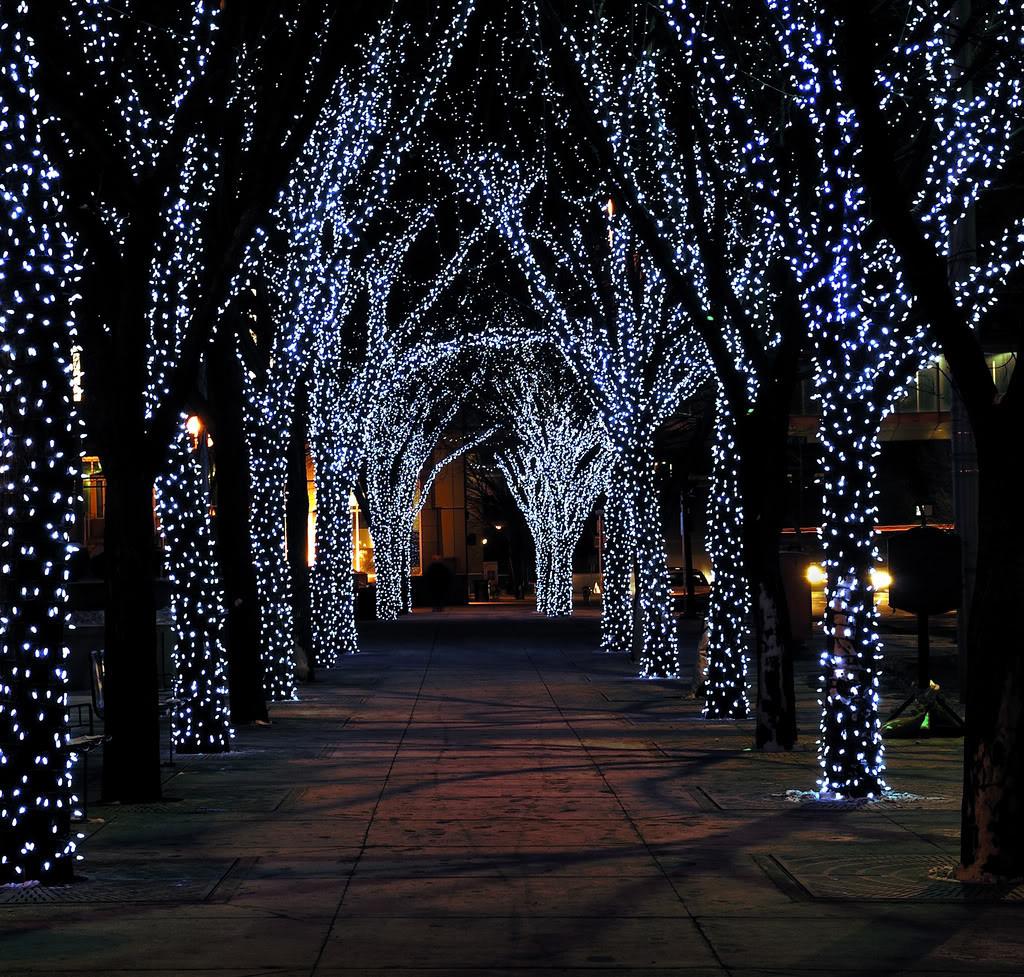 Christmas Porch Lights  Christmas Lights & Merry Events 2011