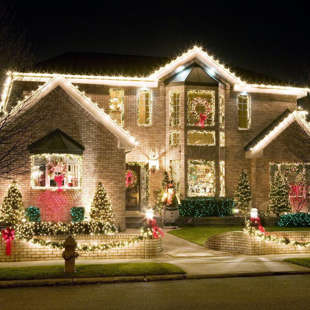 Christmas Porch Lights  Best 25 Christmas lights display ideas on Pinterest