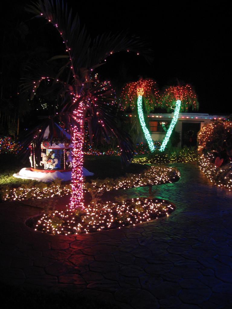Christmas Porch Lights  Top 10 Biggest Outdoor Christmas Lights House Decorations
