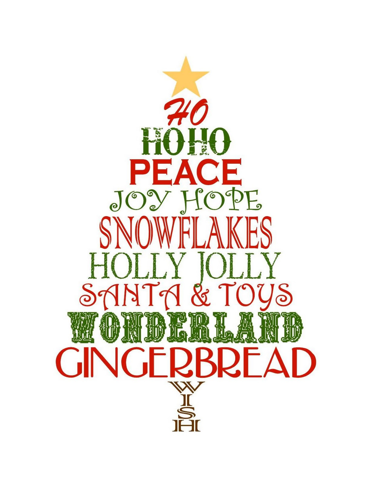 Christmas Quotes And Sayings  Printable Christmas Quotes QuotesGram
