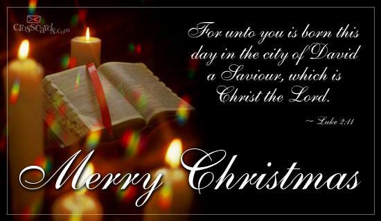 Christmas Quotes Christian  Merry Christmas