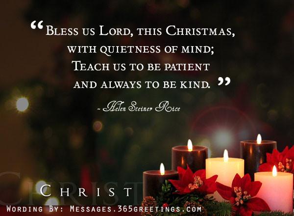 Christmas Quotes Christian  Christmas Card Quotes and Sayings 365greetings