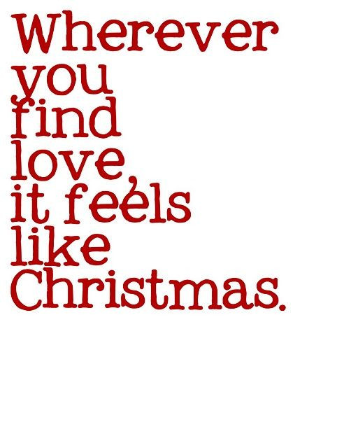Christmas Quotes From Songs  Pin by Forever Happy on Little Christmas Cottage