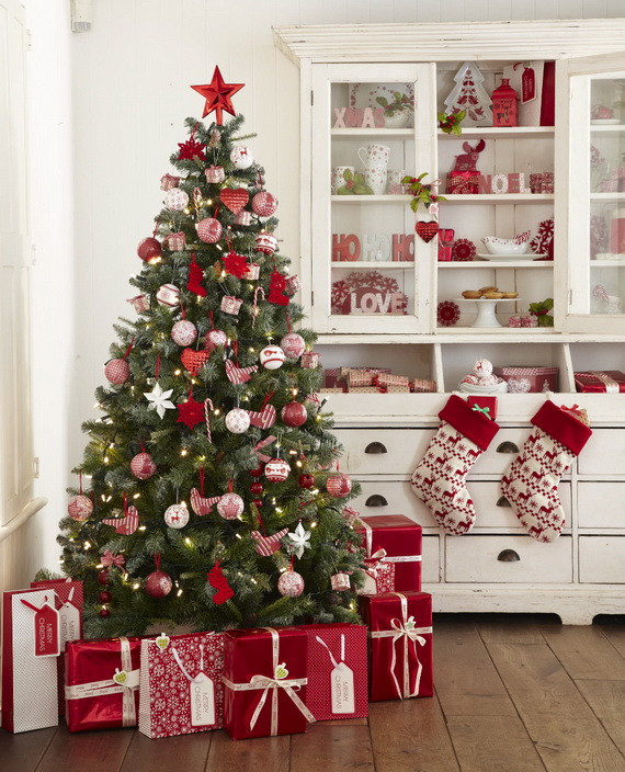 Christmas Rooftop Decorating Ideas  Top Christmas Decor Ideas For A Cozy Kitchen family