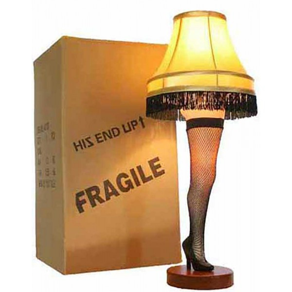 Christmas Story Fragile Quote  A Christmas Story Lamp Quotes QuotesGram