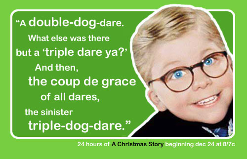 Christmas Story Quotes  A Christmas Story Quotes QuotesGram