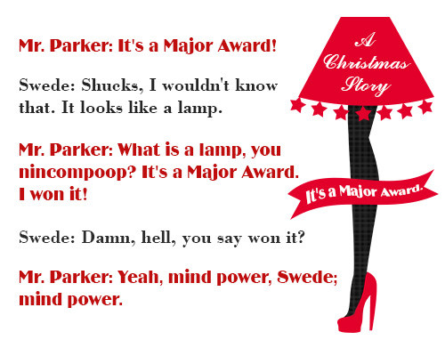 Christmas Story Quotes  Famous Quotes from A Christmas Story That Will Spark a Smile