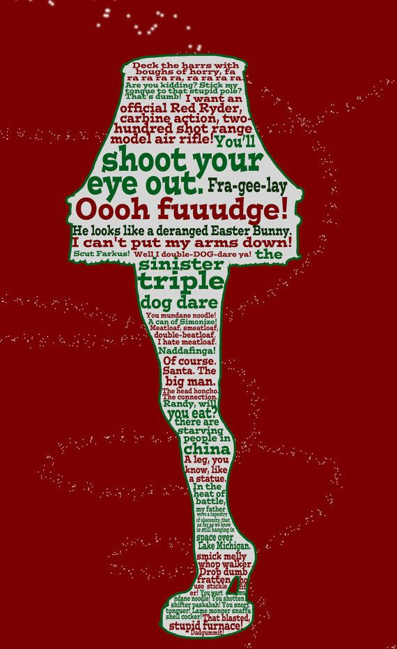 Christmas Story Quotes  Best 25 A christmas story ideas on Pinterest