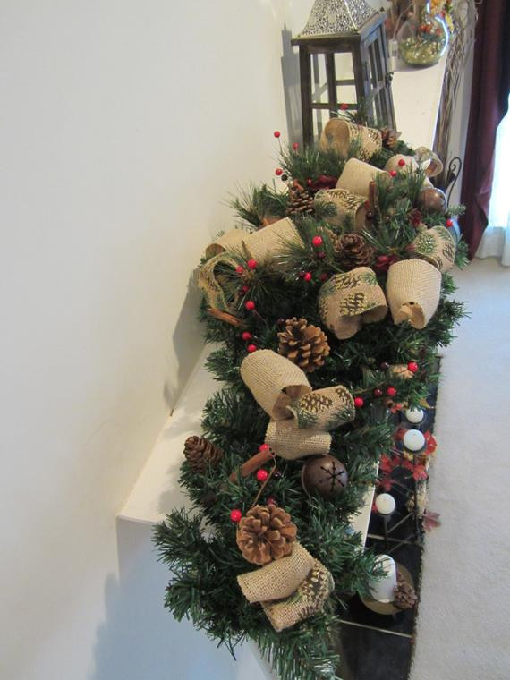 Christmas Swags For Fireplace  Unavailable Listing on Etsy