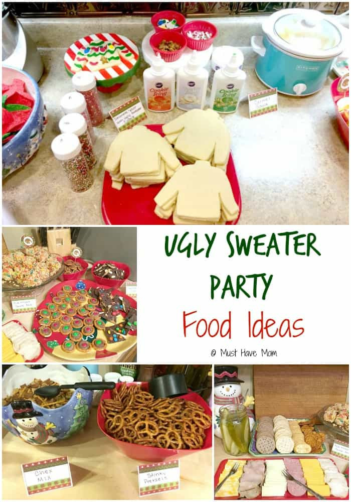 Christmas Sweater Party Ideas  How To Host An Ugly Christmas Sweater Party Must Have Mom