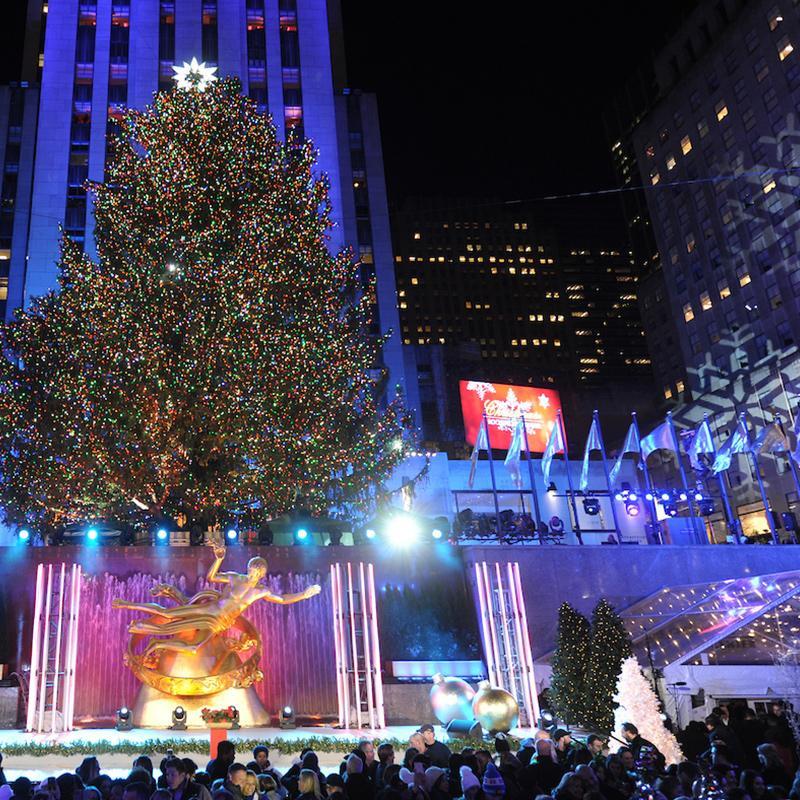 Christmas Tree Lighting 2019  Rockefeller Center