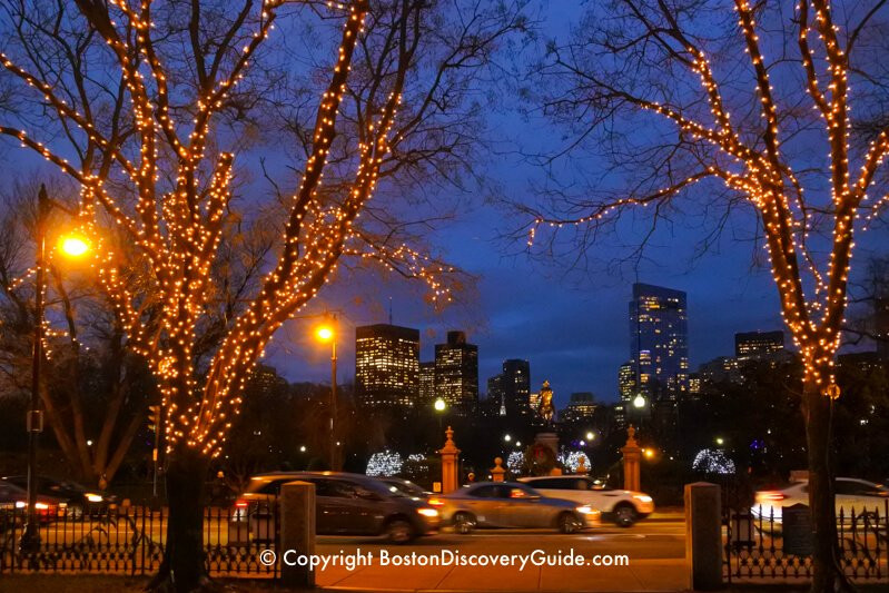 Christmas Tree Lighting 2019  Boston Christmas Tree Lighting Events Schedule 2019