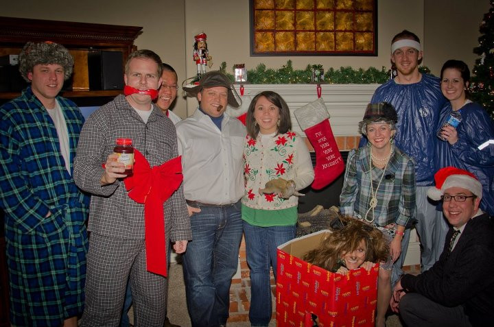 Christmas Vacation Party Ideas  Kaundart Chronicles christmas vacation party