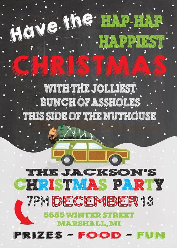 Christmas Vacation Party Ideas  Best 25 Griswold family vacation ideas on Pinterest