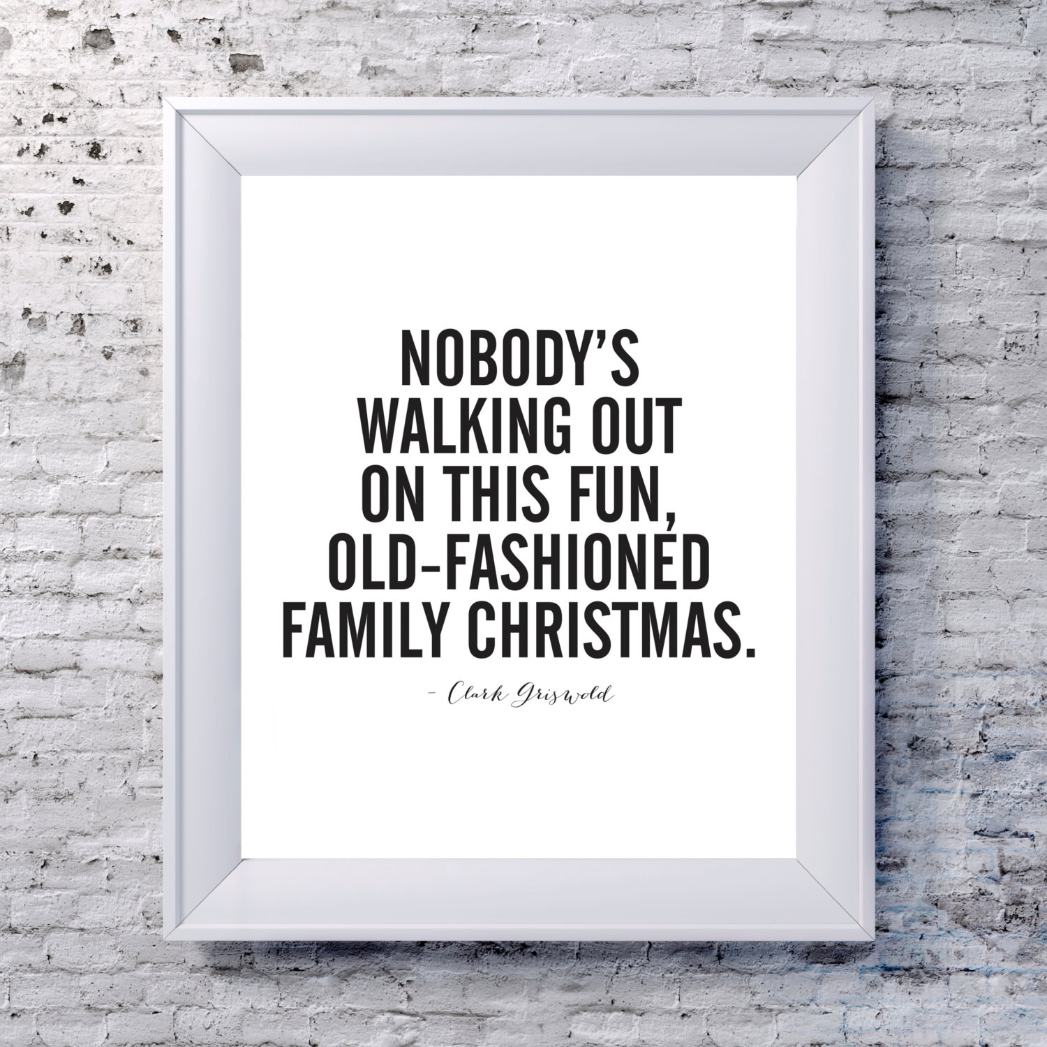 Christmas Vacation Quotes  Clark Griswold Christmas Vacation Quote