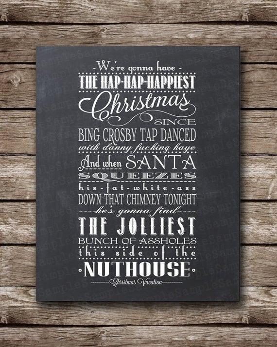 Christmas Vacation Quotes  Christmas Vacation Quote Clark Griswald by BonTempsBeignet