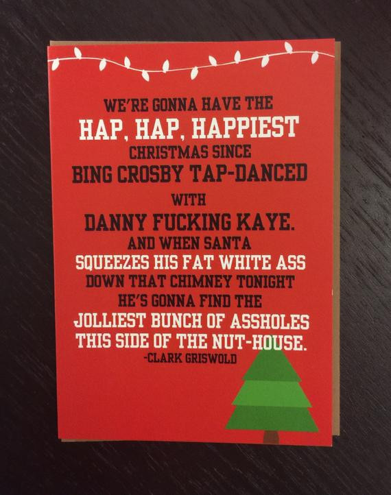 Christmas Vacation Quotes  National Lampoons Christmas Vacation Chevy by