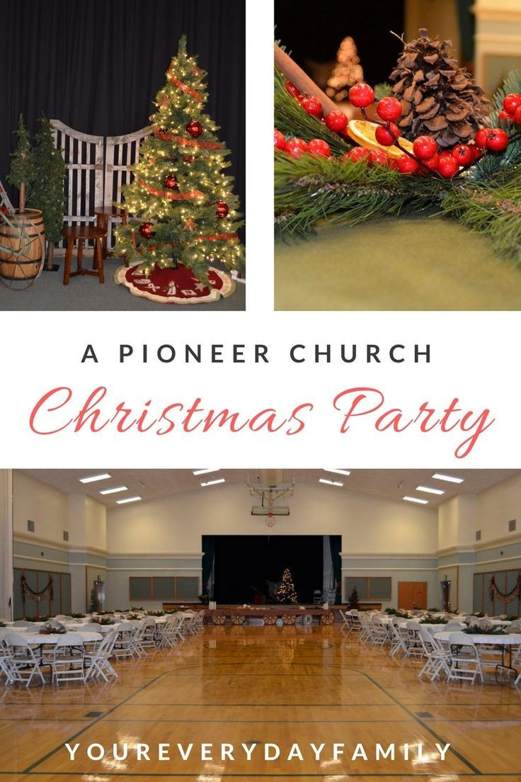 Church Christmas Party Ideas  Best 10 Old fashioned christmas ideas on Pinterest