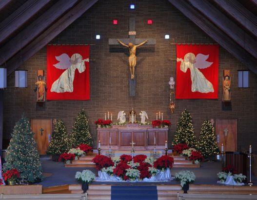 Church Christmas Party Ideas  17 Best ideas about Church Christmas Decorations on