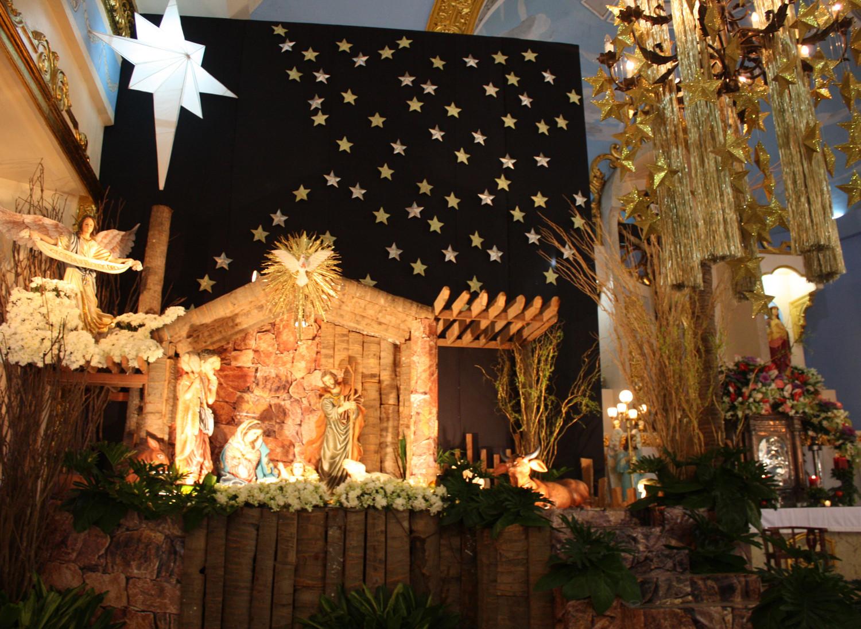 Church Christmas Party Ideas  CANDON CHURCH CHRISTMAS DECOR 08