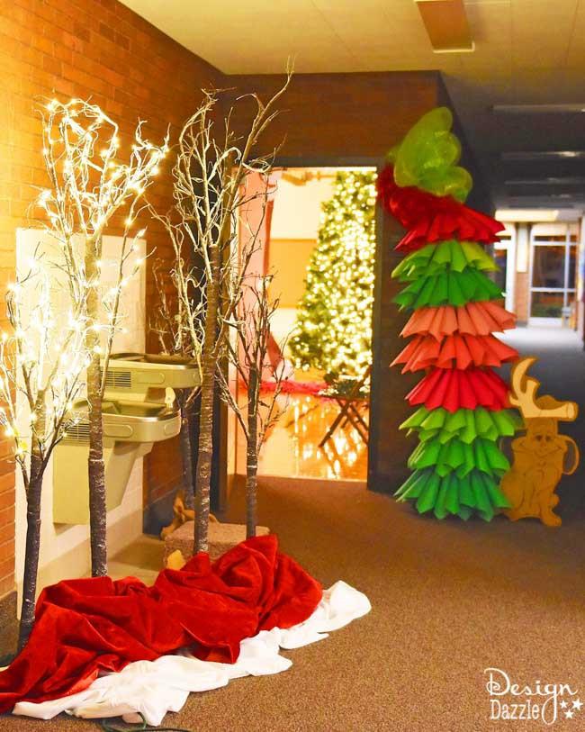 Church Christmas Party Ideas  Church Christmas Party Idea DIY Whoville Grinch Themed