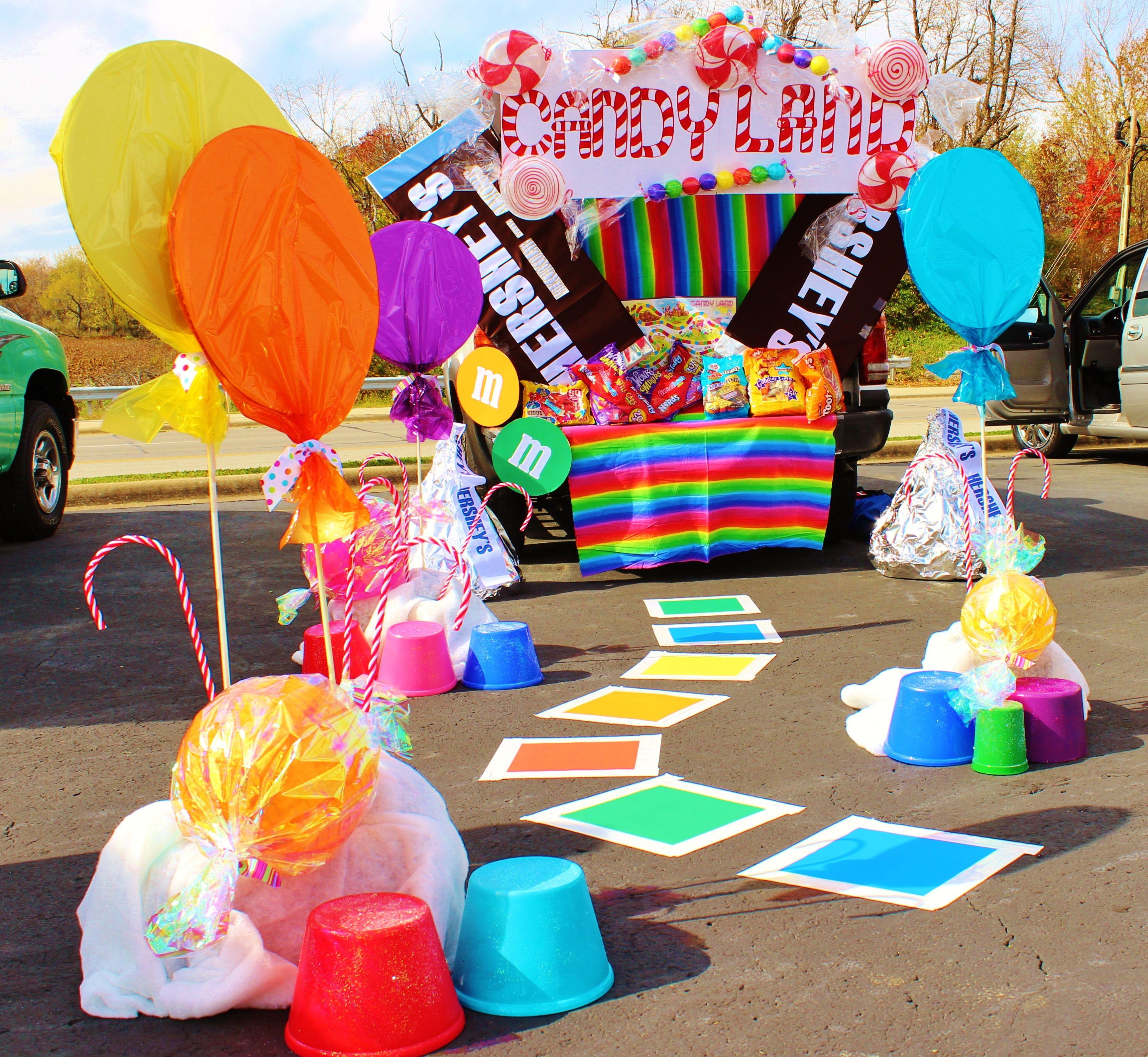 Church Halloween Party Ideas  Super Simple Trunk Treat Ideas