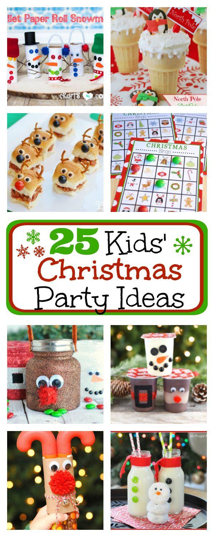 Classroom Christmas Party Ideas  1000 Class Party Ideas on Pinterest