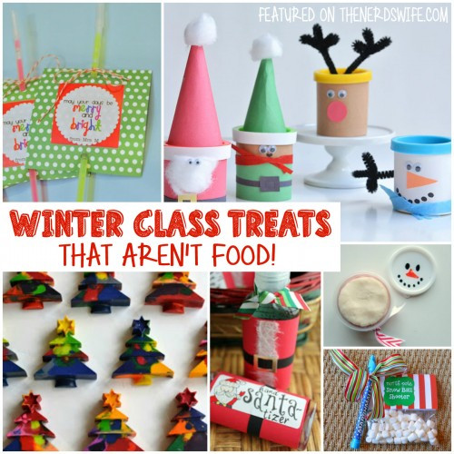 Classroom Christmas Party Ideas  50 Winter Holiday Class Party Treats