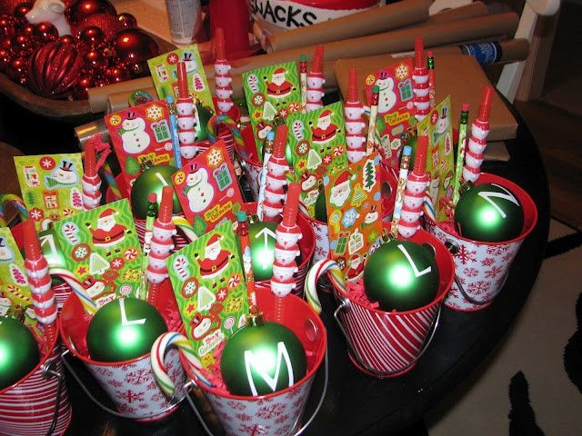 Classroom Christmas Party Ideas  Class ts love this