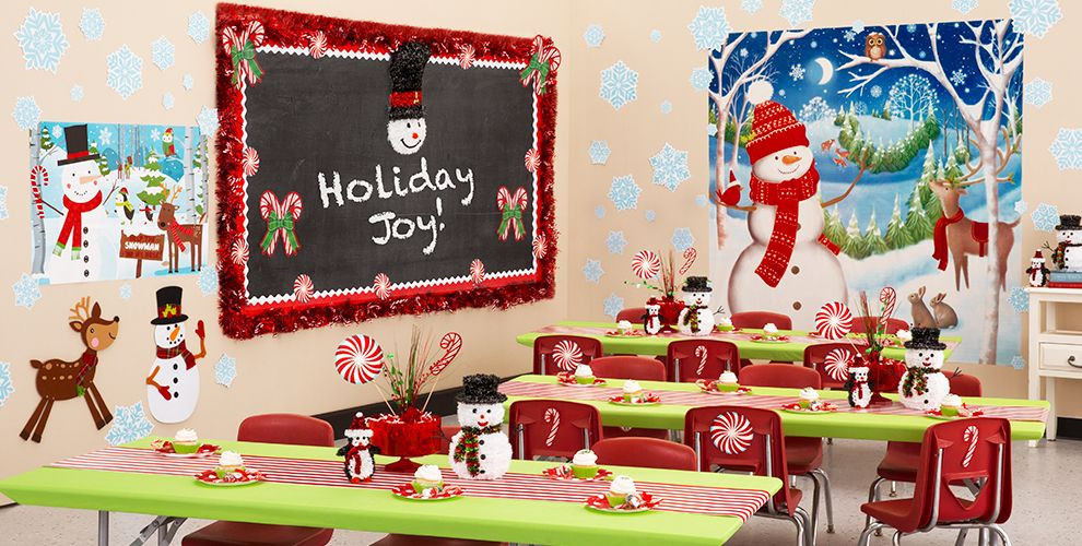 Classroom Christmas Party Ideas  Holiday Classroom Party Supplies Class Party Activities
