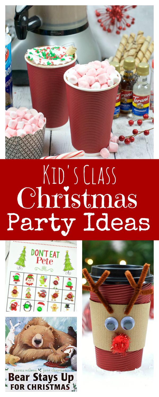 Classroom Christmas Party Ideas  Kid s School Christmas Party Ideas – Fun Squared