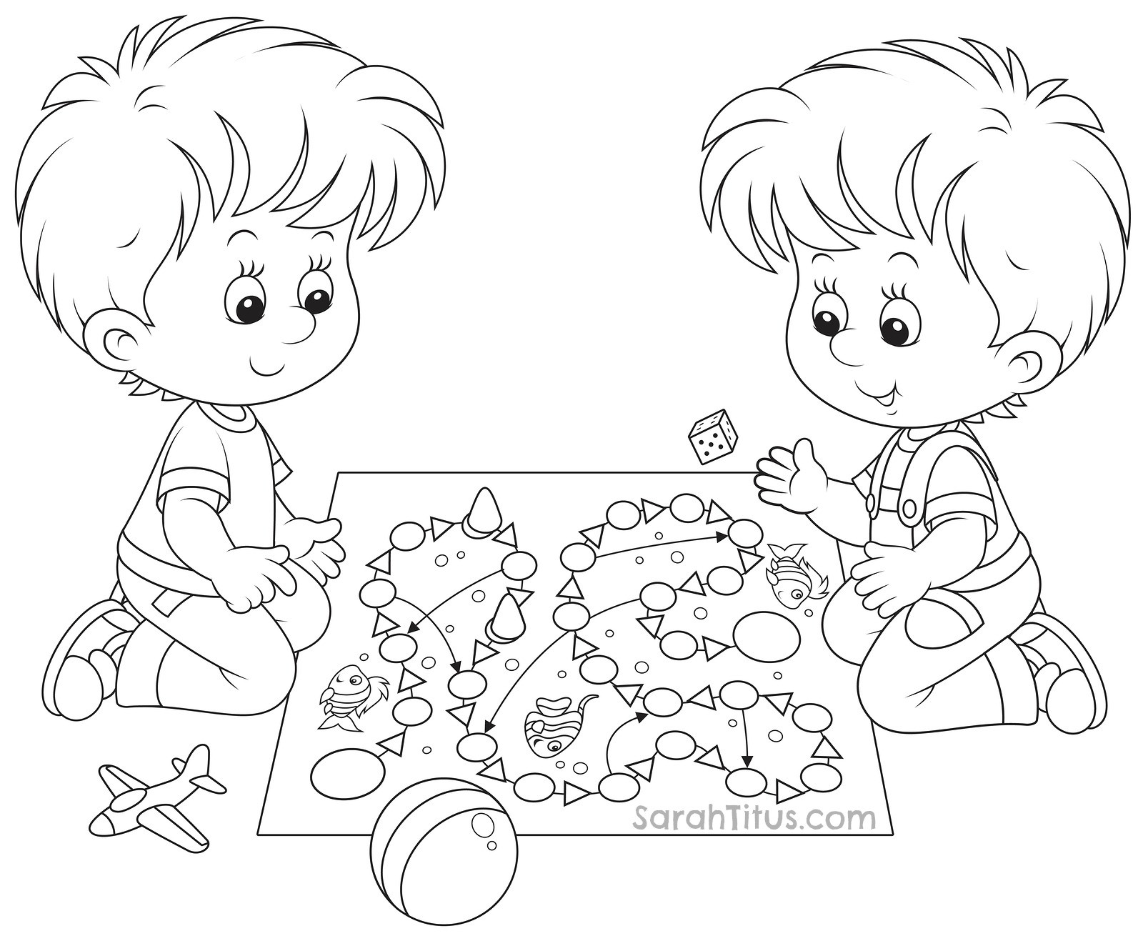 Coloring Pages For Kids Games  Colouring Drawing Games at GetDrawings