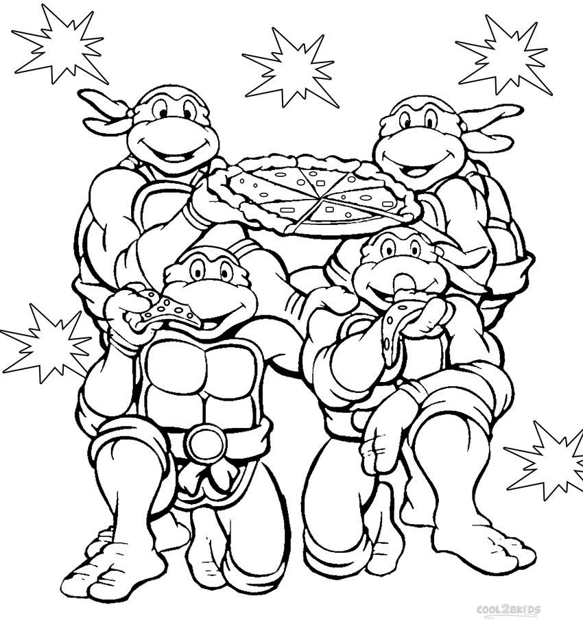 Coloring Pages Kids  Printable Nickelodeon Coloring Pages For Kids