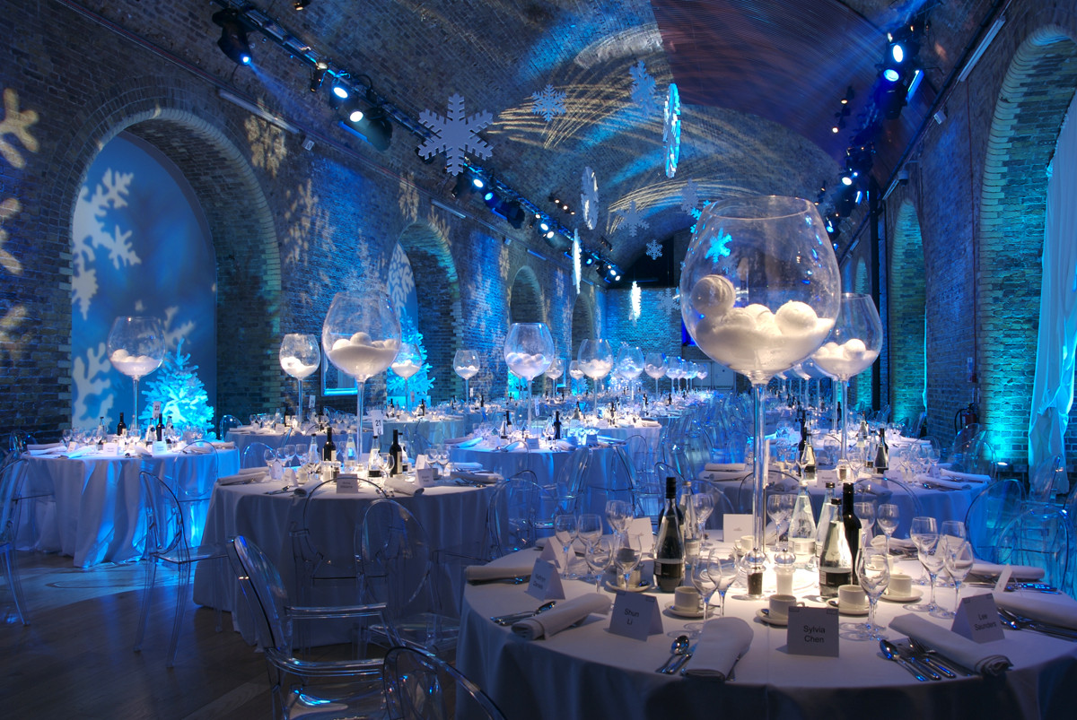 Company Christmas Party Ideas  Christmas Party Gala Dinner & Themed Events