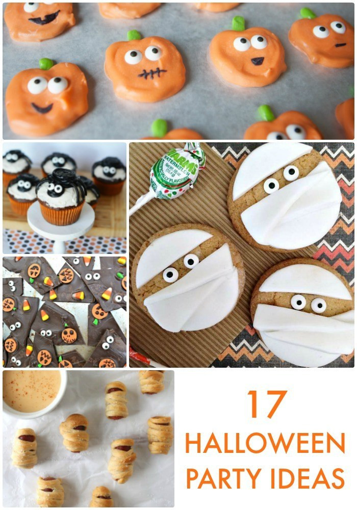 Cool Halloween Party Ideas  Great Ideas — 17 Halloween Party Recipes