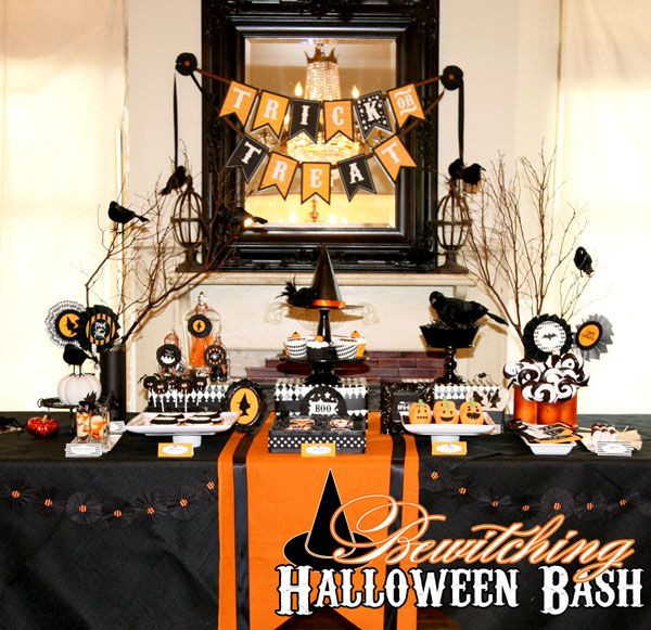 Cool Halloween Party Ideas  18 Easy Homemade Decors For Halloween Day Party – Top