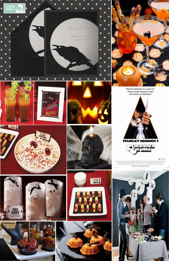 Cool Halloween Party Ideas  Halloween Cards and Ideas to Celebrate a Cool Halloween