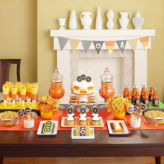 Cool Halloween Party Ideas  Pinterest Picks Halloween Parties HoneyBear Lane