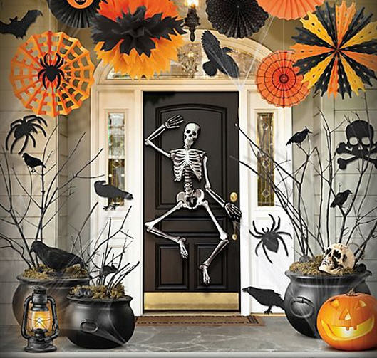 Cool Halloween Party Ideas  Haunt the Halls In Spooky Style with Halloween Party Ideas