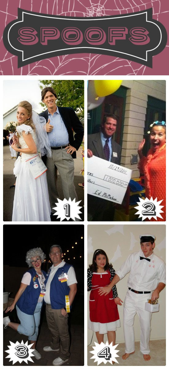 Couples Costumes DIY  50 Last Minute Couples Halloween Costume Ideas The