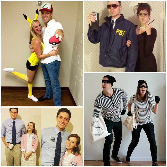 Couples Costumes DIY  17 DIY Couples Costumes That Will WIN Halloween